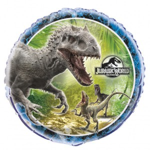 Dinosaurier Folien Ballon Jurassic World