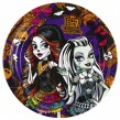 8 kleine Monster High Halloween Party Teller