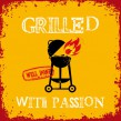 Grilled With Passion Servietten