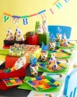 32 Teile Bausteine Party Set für 8 Kinder