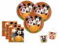 36 Teile Halloween Deko Set Micky und Minnie Maus 8 Kinder