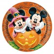 52 Teile Halloween Deko Set Micky und Minnie Maus 16 Kinder