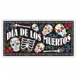 Wandposter Day of the Dead - Dia de los Muertos