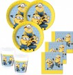 XXL Minions Party Deko Set für 16 Kinder