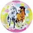 52 Teile Pferd Charming Horses Party Deko Set für 16 Kinder
