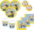 70 Teile Minions Party Set mit Masken