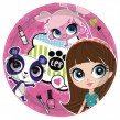 8 Teller Littlest Pet Shop