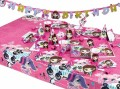 6 Einladungskarten Littlest Pet Shop