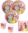 52 Teile Disney's Princess Dreaming Party Set für 16 Kinder