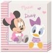 20 Servietten Baby Minnie und Friends