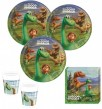 52 Teile Dinosaurier Disney's Arlo & Spot Party Set für 16 Kinder