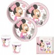 52 Teile Disney Baby Minnie and Friends Party Deko Set 16 Personen