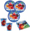 36 Teile Angry Birds Movie Party Deko Set 8 Personen