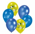6 Luftballons Playmobil Super 4