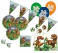 78 Teile XXL Disney`s Arlo & Spot Dinosaurier Party Deko Set 16 Kinder
