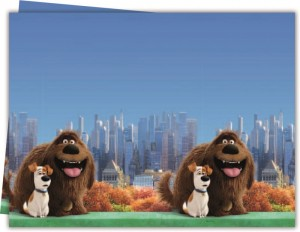Hunde Tischdecke The secret life of pets