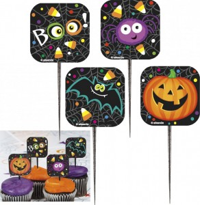 8 Halloween Party Picker Kürbis Kumpels