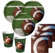 XXL 59 Teile Football Superbowl Party Deko Set 16 Personen