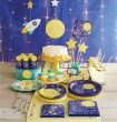 16 Baby Shower Servietten I love you to the Moon and Back
