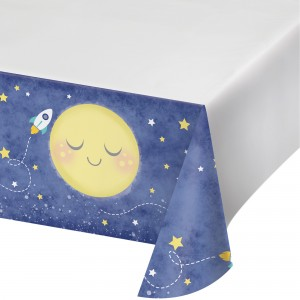 Tischdecke I love you to the Moon and Back