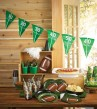 50 Teile Football Superbowl Party Deko Set 16 Personen Touchdown