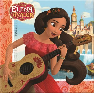 20 Servietten Elena von Avalor