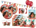60 Teile Disney Princess Elena von Avalor Party Deko Set für 6-8 Kinder