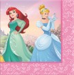 20 Servietten Disney Princess Heart