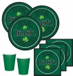 32 Teile St. Patricks Day Deko Set Officially Irish 8 Personen
