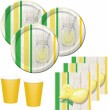 32 Teile Limonaden Party Deko Set Sommer Party 8 Personen