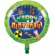 Geburtstags Folien Ballon Genious Party